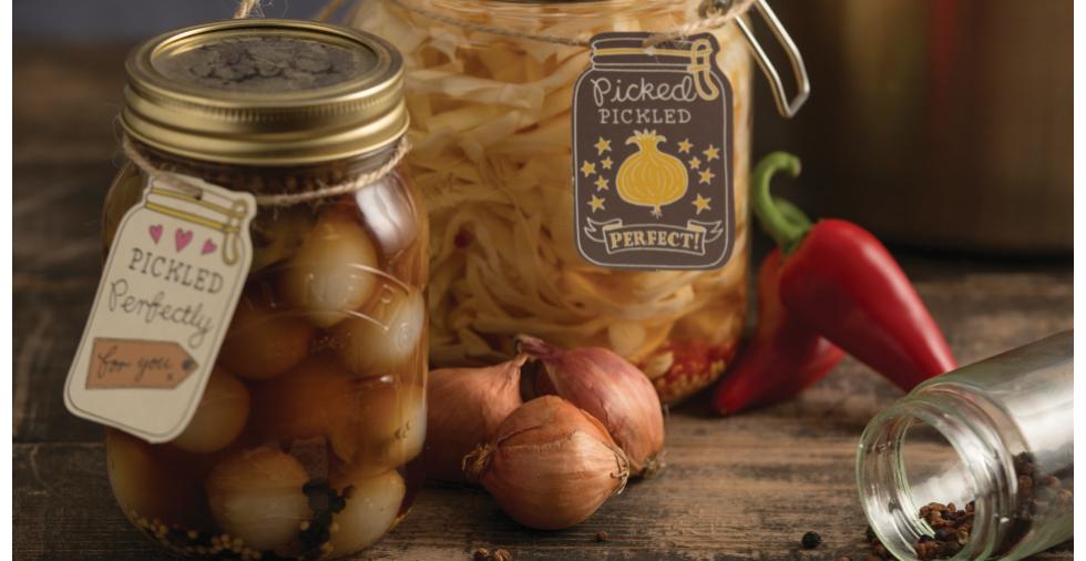 Autumn Pickles