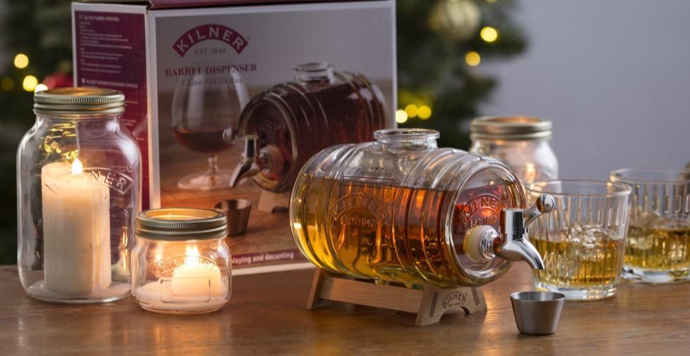 A Kilner® Inspired Christmas
