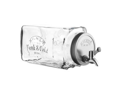 Kilner® 3 Litre Fridge Dispenser