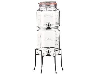 Kilner® Stackable Jar Set with Taps & Stand