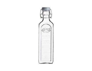 Kilner® 0.6 Litre Clip Top Bottle NEW