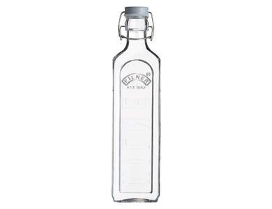 Kilner® NEW 1 Litre Clip Top Bottle