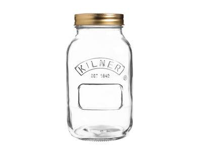 Kilner® 1 Litre Preserve Jar