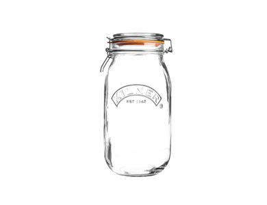 Kilner® 2 Litre Round Clip Top Jar