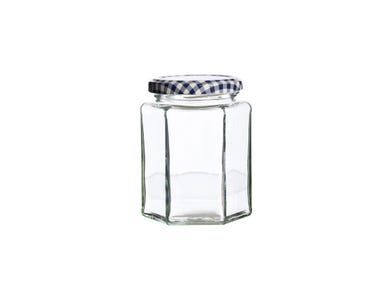 Kilner® Hexagonal 280ml Twist Top Jar