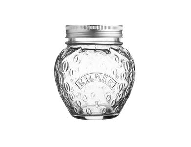 Kilner® Strawberry 0.4 Litre Fruit Preserve Jar