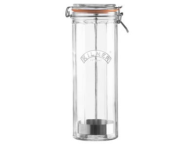 Kilner® Facetted 2.2 Litre Spaghetti Dispenser