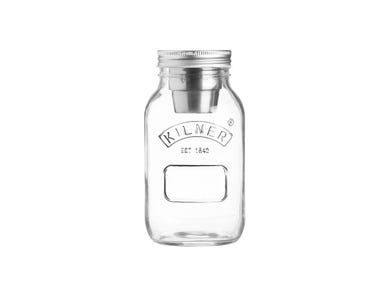 Kilner® Food On The Go 1 Litre Jar