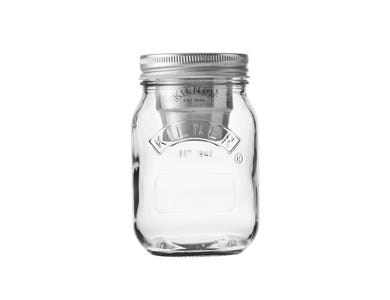 Kilner® Snack On The Go 0.5 Litre Jar