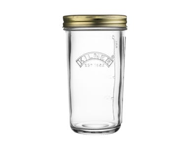Kilner® Wide Mouth 0.5 Litre Preserve Jar