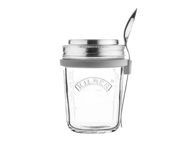 Kilner® Breakfast Jar Set