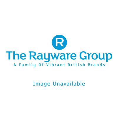 ROUND CLIP TOP BLUE JAR 0.5LT
