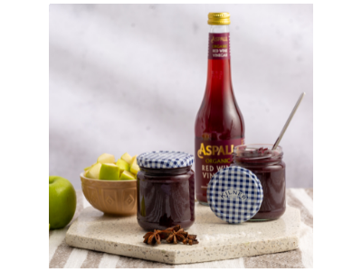 Spiced Blackberry and Apple Butter