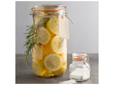 Preserved Lemons Recipe