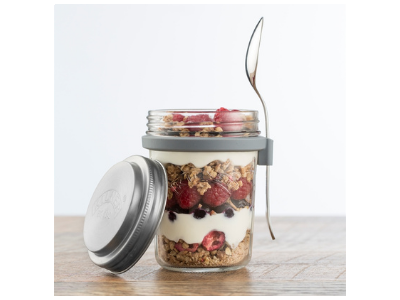 Granola Breakfast Jar