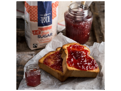 British Summer Berry Jam