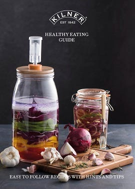 Kilner Healthy Eating Guide Volume 2