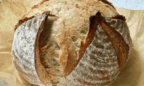 Sourdough Loaf Recipe