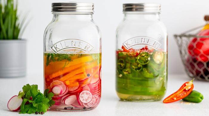 Fermentation Jars